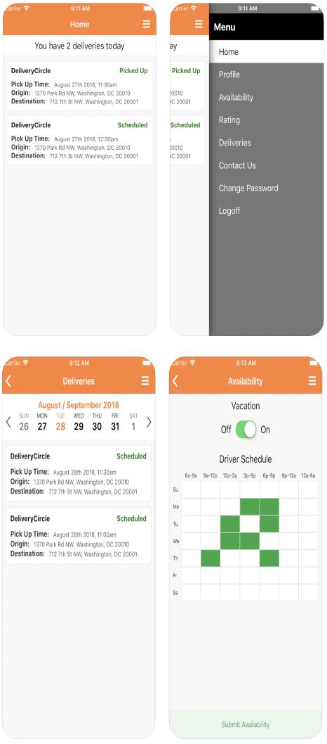 Driver Mobile App-1